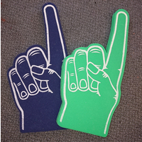 Stock Standard Foam Fingers