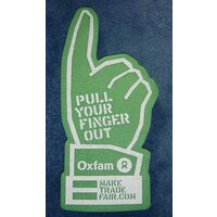 PROSTATE CHECK FOAM FINGER