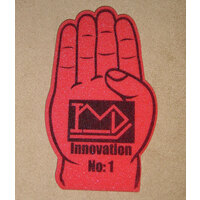 HIGH FIVE OPEN PALM FOAM HAND LARGE