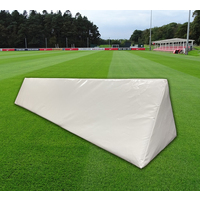 Foam Pitch side triangles 4 metre blank