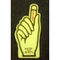 PRODUCT HOLD CUSTOM DESIGN FOAM FINGER