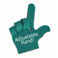 GIANT ADJUSTABLE STYLE FOAM HAND