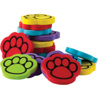 SIMPLE ICON STYLE FOAM PAW FOR PROMOTIONS