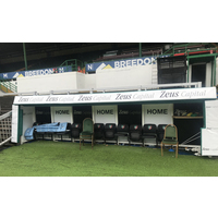 Pitch-side Dugout Protection
