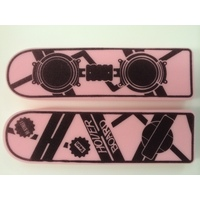 PROMOTIONAL FOAM HOVER BOARD - BACK TO THE FUTURE