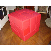 GIANT FOAM BEDLHAM CUBE GAME
