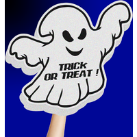 FOAM GHOST WAVER PERFECT FOR HALLOWEEN