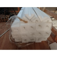 Replacement Foam Core with rope tunnel for Cricket Boundary