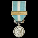 France: 1962 Overseas Medal, clasp Tchad