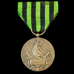 France: Medal of the Franco-Prussian War 1870-1871, 30mm