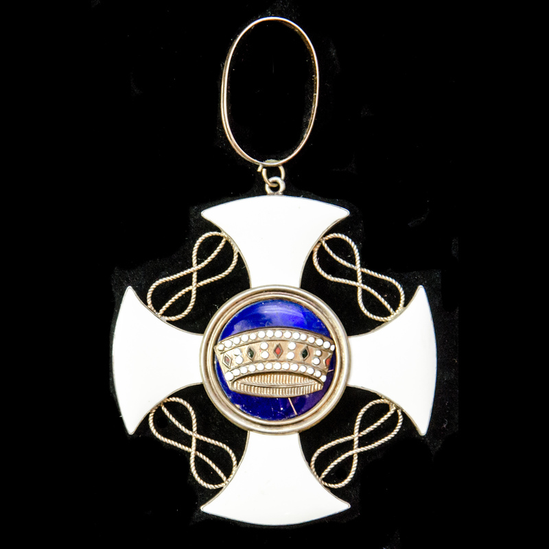 Italy - Kingdom of: Order of . | London Medal Company