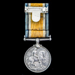British War Medal 1914-1919 awarded to Corporal W.H. Flack, Royal Air Force, who saw home service...