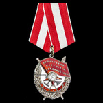 Russia – Soviet: An interesting long service Order of the Red Banner awarded to Colonel Ivan Niki...