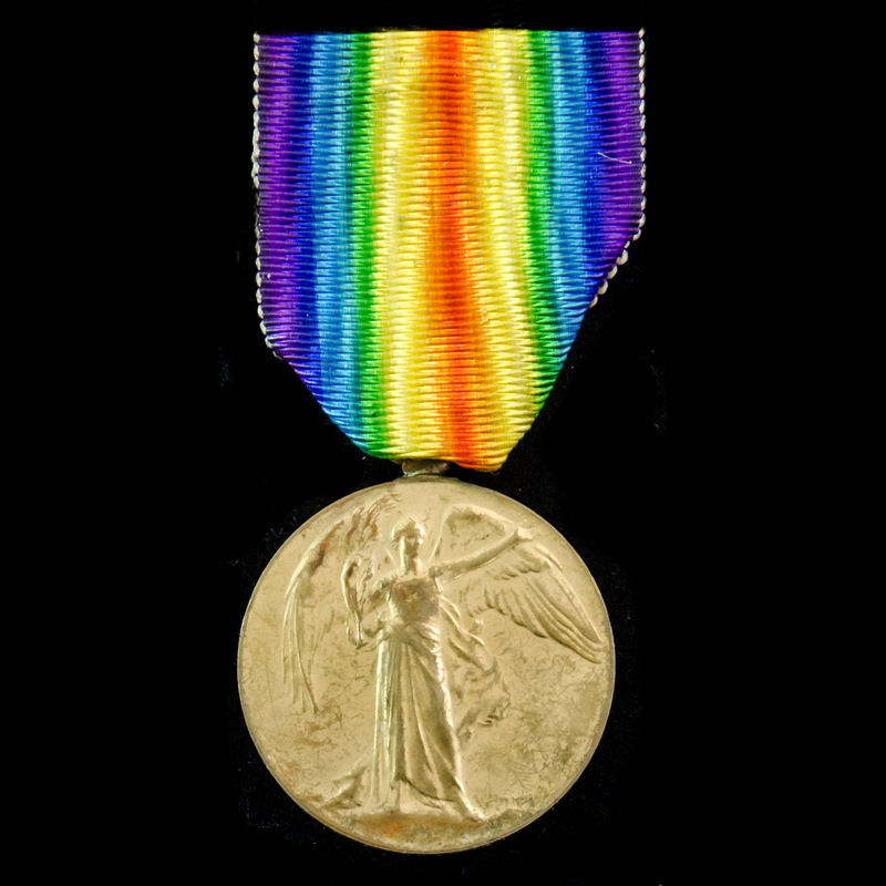 Battle of Amiens casualty Vic. | London Medal Company