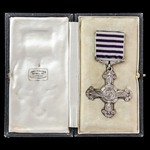 Distinguished Flying Cross, GVR cypher, complete with the very rare original 1st type (June 1918 ...