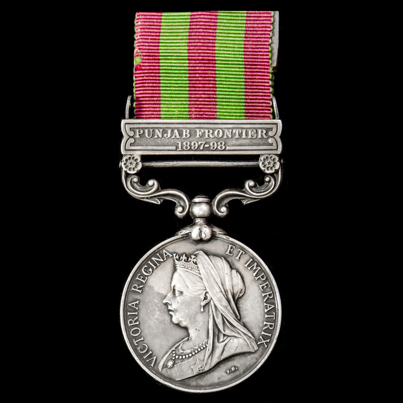 India General Service Medal 1. | London Medal Company