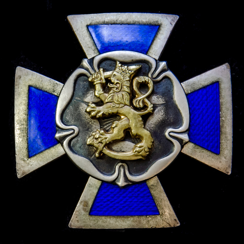 Finland - A Finnish Reserve O. | London Medal Company