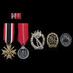 Germany – Third Reich: A fascinating and remarkable group of decorations, award certificates and ...