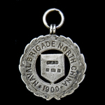 Borough of Portsmouth Tribute Medal to the men of the Naval Brigade in North China in 1900 during...
