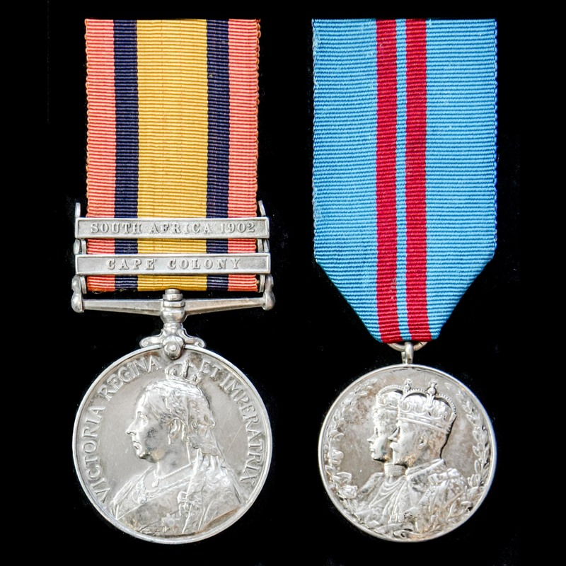 A South Africa Boer War and C. | London Medal Company