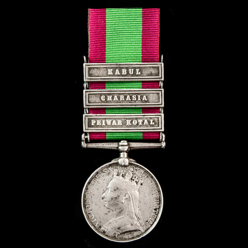 Afghanistan Medal 1878-1880, . | London Medal Company
