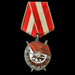 Russia – Soviet: A fine Aviation signaller's PO-2 biplane pilot's Order of the Red Banner awarded...