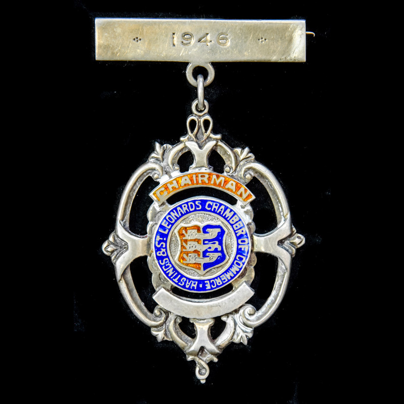 ​  A Hastings and Saint Leona. | London Medal Company
