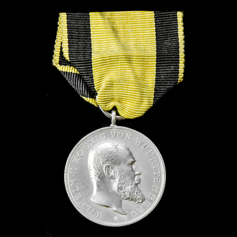 Germany - Imperial: Wurttembe. | London Medal Company