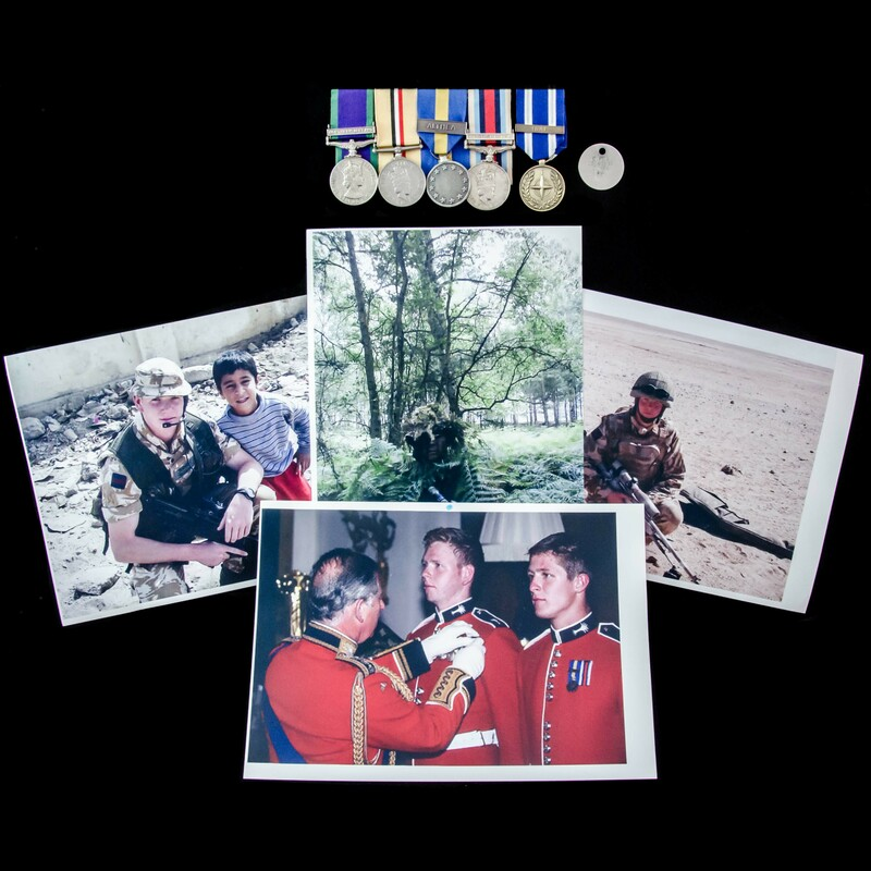 The regimentally fascinating . | London Medal Company
