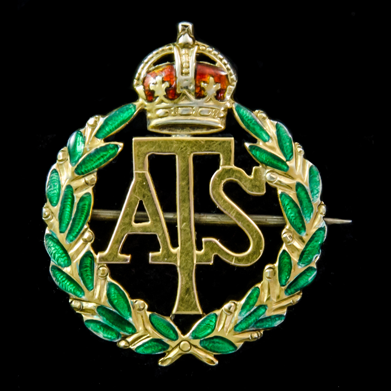 Auxiliary Territorial Service. | London Medal Company