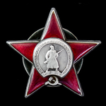Russia – Soviet: An Order of the Red Star and Defence of the Caucasus group of 3 medals awarded t...