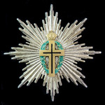 Greece – Greek Orthodox Patriarchate of Jerusalem: Order of the Orthodox Crusaders Grand Officer'...