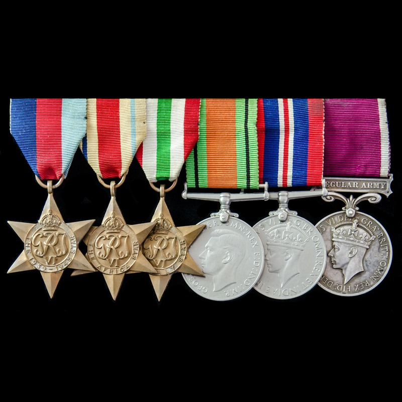 Second World War North Africa. | London Medal Company