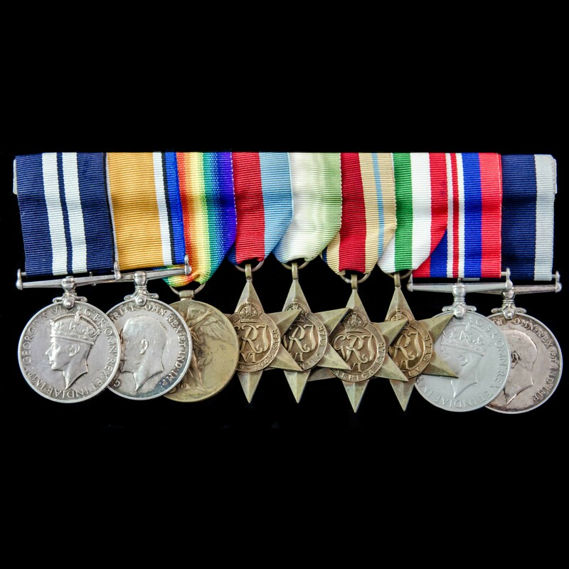 The outstanding Second World . | London Medal Company