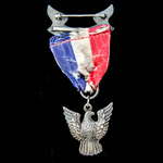 ​  United States of America: Boy Scouts of America - Public Eagle Scout Award. An early striking ...