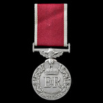 British Empire Medal, EIIR cypher, Civil Division, awarded to Ishmael Mwale, a Member of the East...