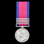 The unique and important Military General Service Medal 1793-1814, 3 Clasp: Sahagun & Benevente, ...