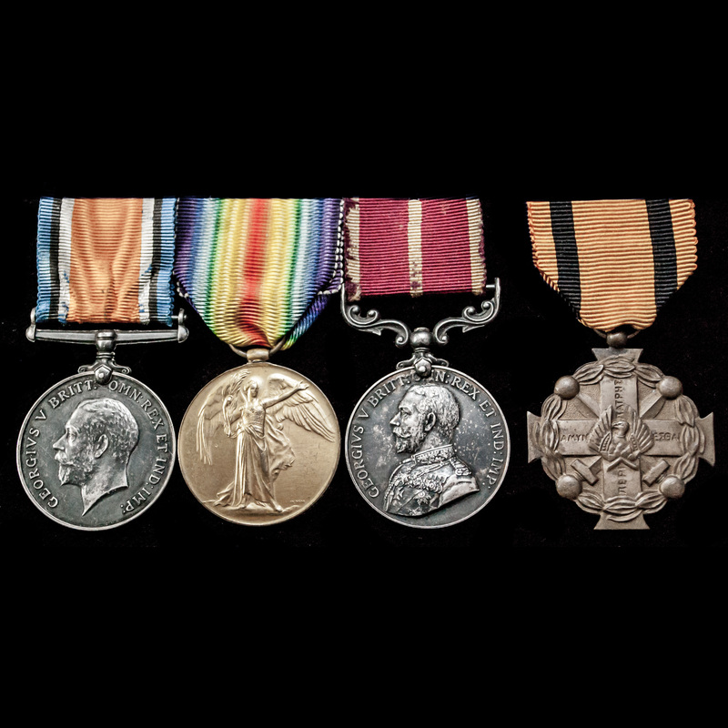 The interesting and extremely.   London Medal Company