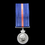 Greece: Army Long Service Decoration, Silver Grade for Fifteen Years Service.