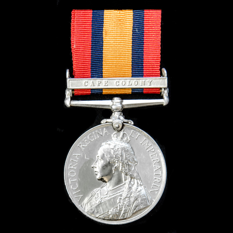   A Queen's South Africa Med. | London Medal Company