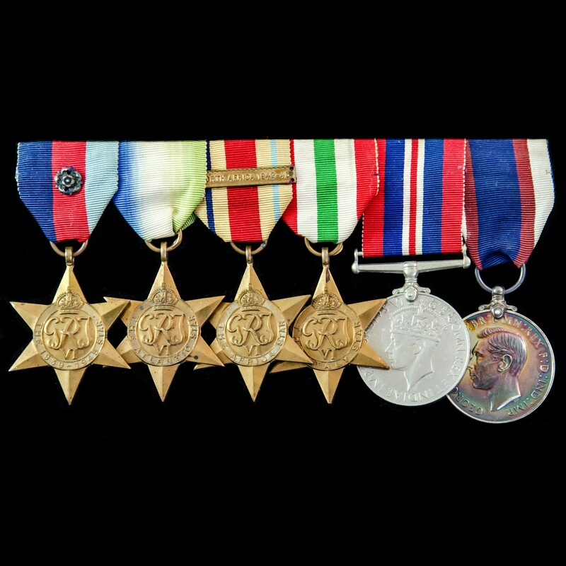 Second World War Atlantic and. | London Medal Company