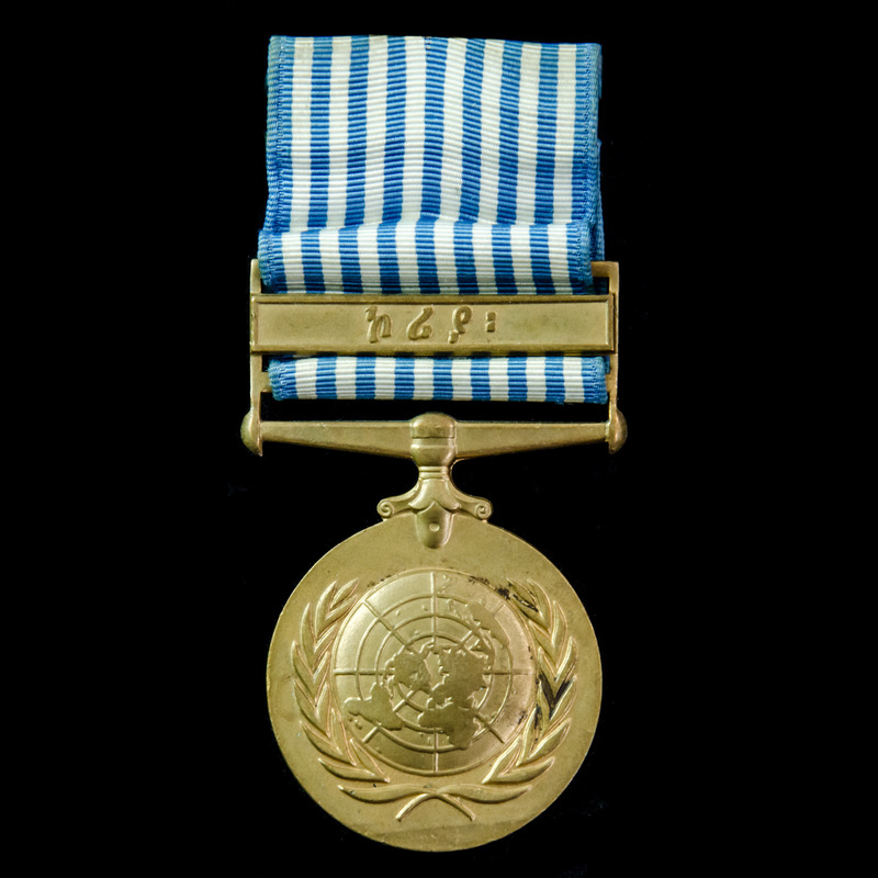 Ethiopia – United Nations Med.   London Medal Company