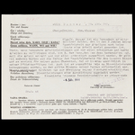 Germany – Third Reich: A Scarce Certificate of the award of the Croatian Order of Zvonimir Medal ...