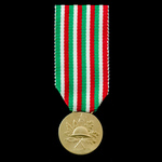 Italy - Republic of: Commemorative Medal for the 50th Anniversary of Victory in the Great War 191...