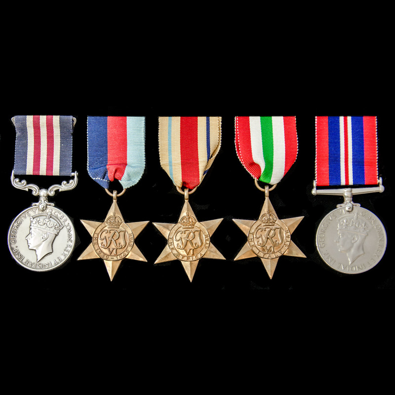A fine and emotive Second Wor. | London Medal Company