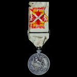 Spain: Medal for the 200th Anniversary of the Battle of Villaviciosa and Brihuega 1710-1910, in s...
