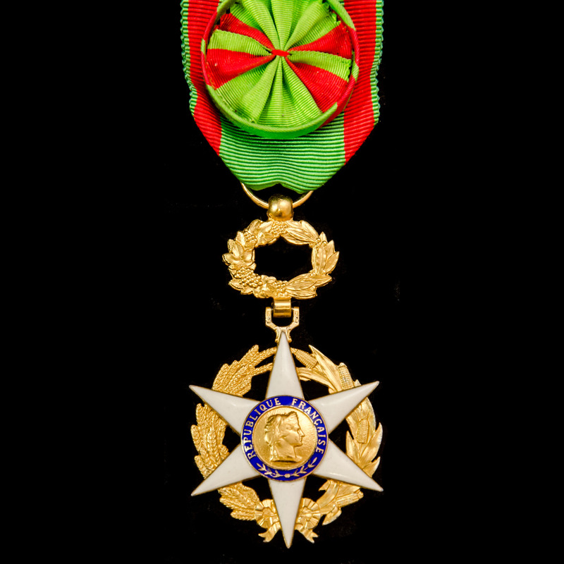France: Order of Agricultural. | London Medal Company