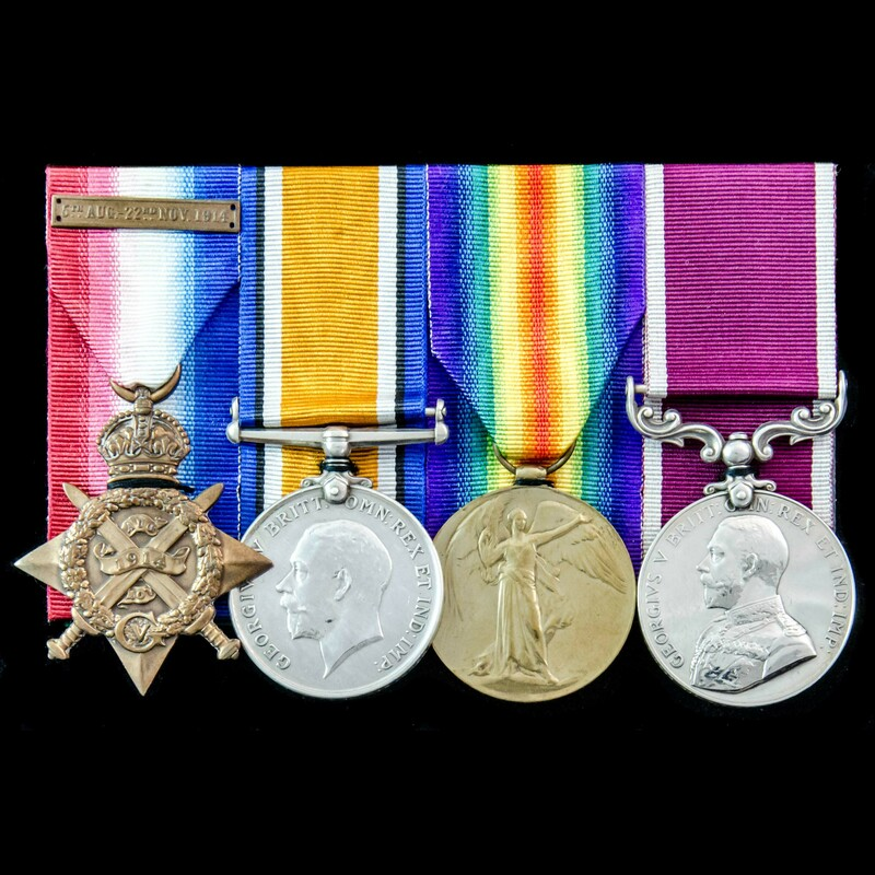 Great War 1914 Old Contemptib. | London Medal Company
