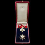 Croatia – Independent State of (1941-1945): Order of the Crown of the King Zvonimir, 1st Class wi...