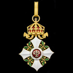 Bulgaria - Kingdom of: Order of Civil Merit, 2nd Class Knight / Dame Grand Officer Grade badge. O...